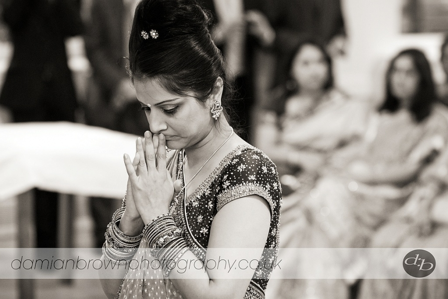 Hindu Engagement Photography
