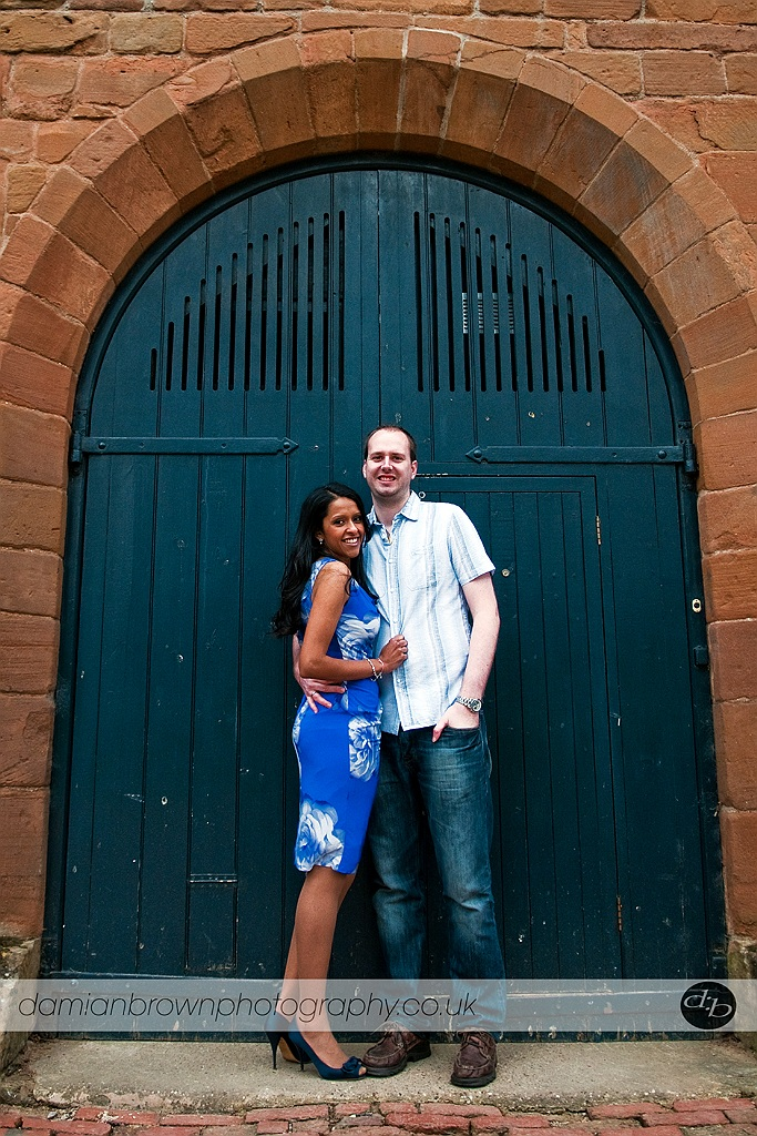 Birmingham Engagement Shoot