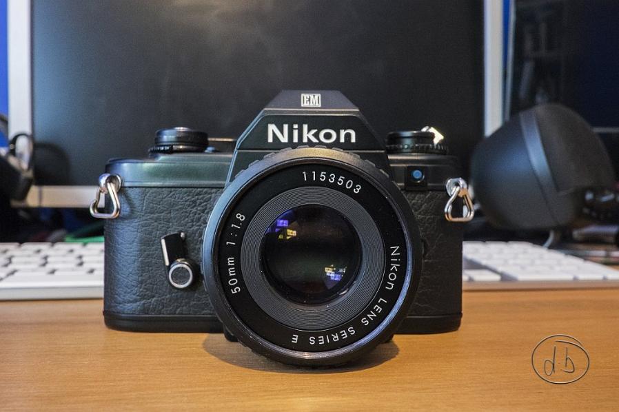 Nikon EM First Impressions - Film Photography Observations