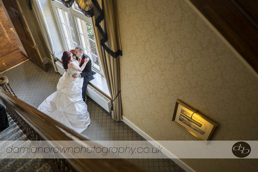 birmingham wedding photographer nantwich wedding photography the newly wed couple