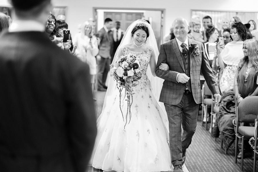 Birmingham Wedding Photography Highbury Hall Damian Brown Photography